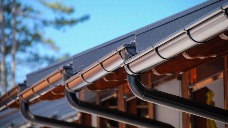 grondaie alluminio o rame | lattoneria Braga